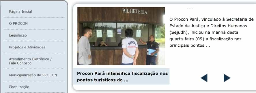 Procon estadual Pará
