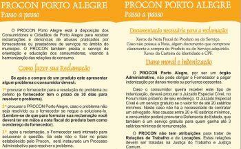 Procon Porto Alegre | Endereço e Telefone de Contato