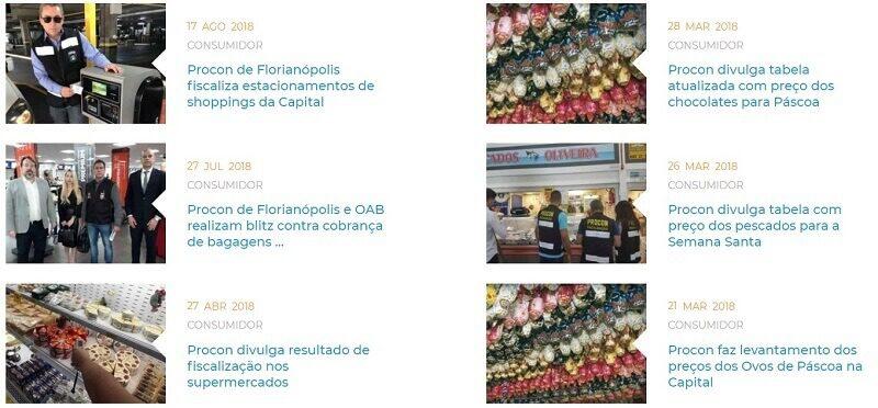 procon municipal de florianópolis