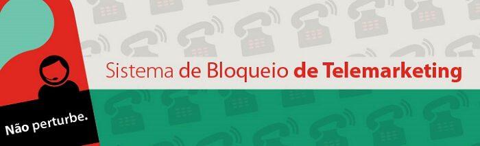 bloqueio de ligação de telmarketing