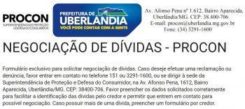 Procon Uberlândia | Atendimento, Endereço, Reclamações e Telefone