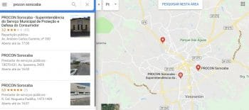Procon Sorocaba (SP): atendimento, endereço e telefone de contato